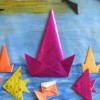 ORIGAMI ART: GROUP ACTIVITY, CLASS 1 & 2