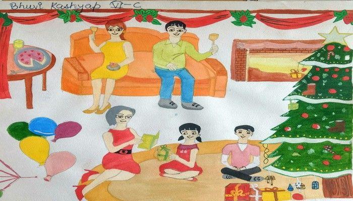 BHUVI KASHYUP VI C