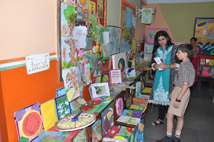 exhibition in hindi