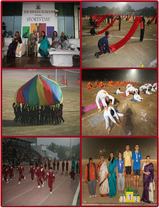 an essay on annual sports day