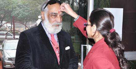 Mr. Arvind Singh Mewar
