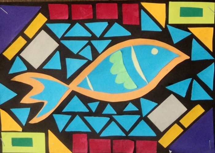 Paper Mola A Craft Of Panama Colombia The Indian School