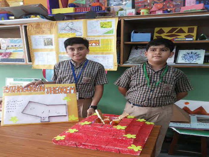Math Quest- inter-school competition | The Indian School