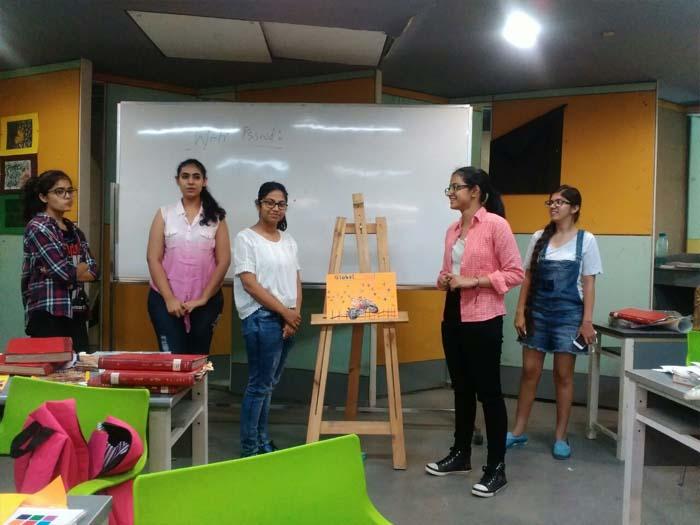 Class 11 Summer Internship: Pearl Academy ( Fashion) | The Indian School