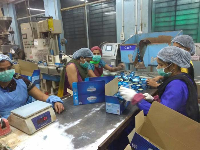 Class 11 Summer internship at the Catch factory | The Indian School