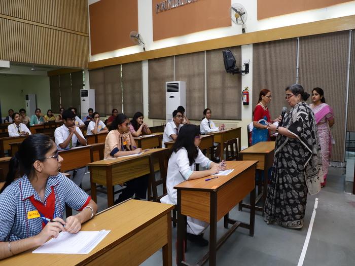 Essay india