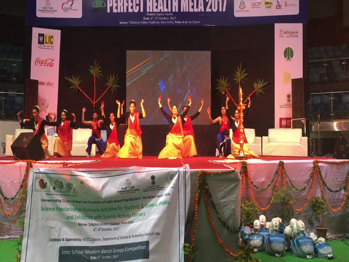 MTNL Perfect Health Mela 2017 | The Indian School