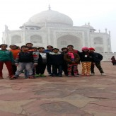 Excursion to Agra for classes IV and V