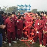 Excursion to the School eco park – class 7