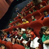 Movie as edutainment for Pre Primary