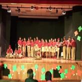 Honours at 9th Goenkan Grandeur- inter school music event