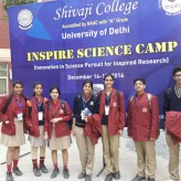 INSPIRE CAMP 2016- 5 day Science Camp by DST
