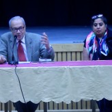 Interaction with School chairman on Time Management