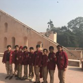 Sights of Delhi excursion for class 4