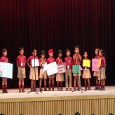 Special Assembly by Class 2E- Managing Garbage