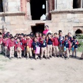 Spring Picnic at Lodhi Gardens for Pre primary