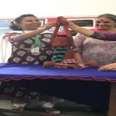 Teacher workshop on Puppetry