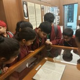 Class 6 excursion to Teen Murti Museum
