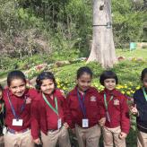Spring excursion to Lodhi Garden for Pre Primary