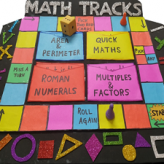 Online Math event