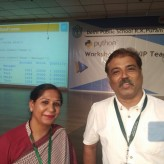 Teacher workshop for Python ( CS)