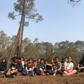 Summer excursion to Ranikhet for classes 6-8
