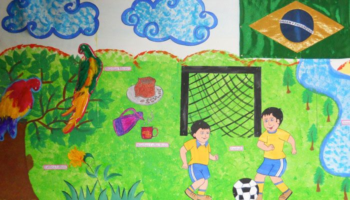 PRE-PRIMARY DISPLAY BOARDS