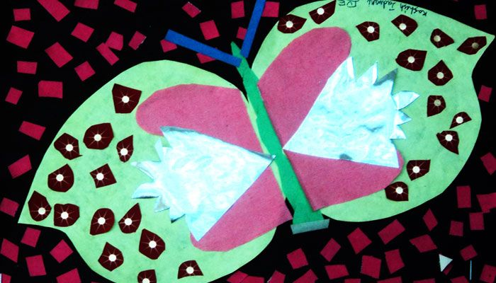 PAPER MOLA- A CRAFT OF PANAMA/ COLOMBIA, KASHISH, CLASS 4