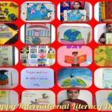 International Literacy Day webinar for class 5