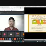 17th Dr Amidas Goradia Inter school Debate in Hindi