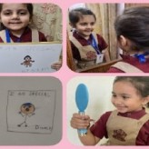 Self Discovery Week activities in Pre primary